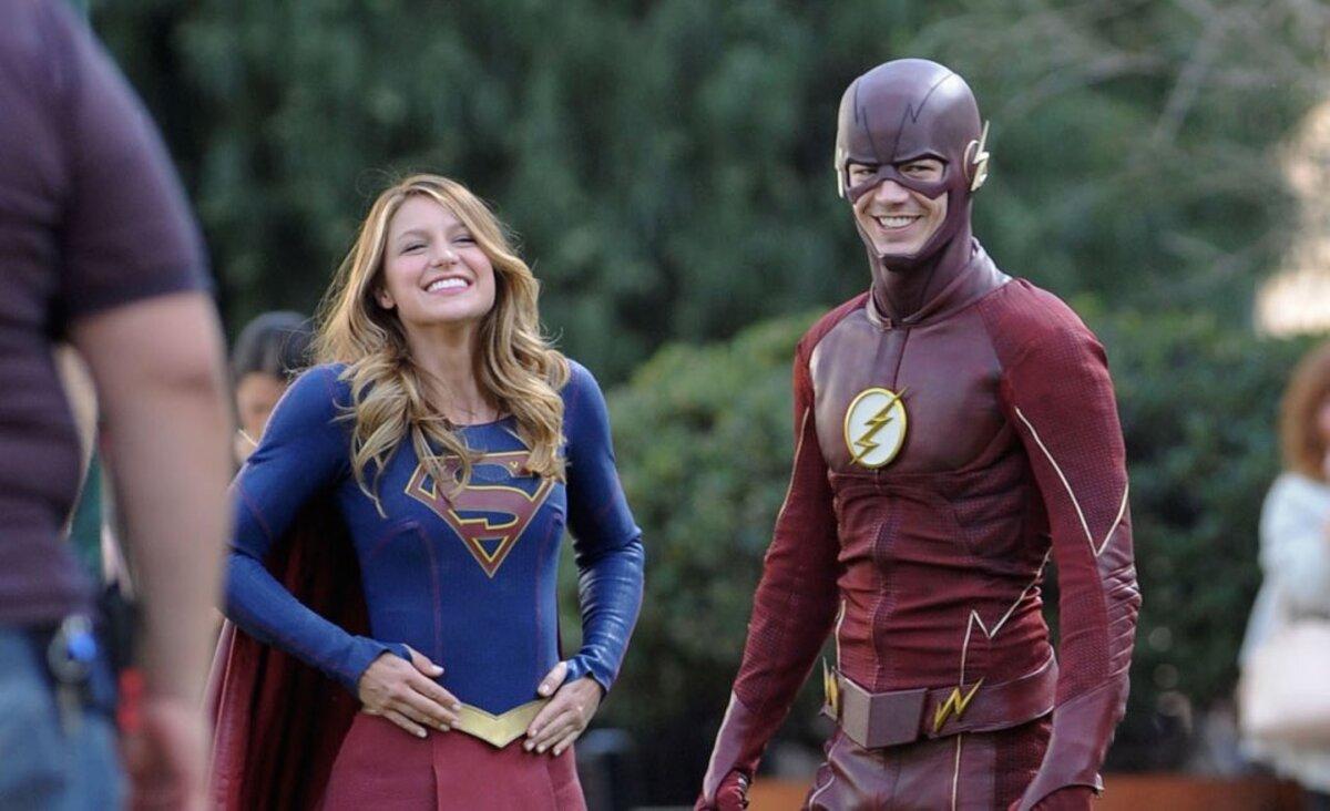 Сериал «Супергерл» продлили на 2 сезон