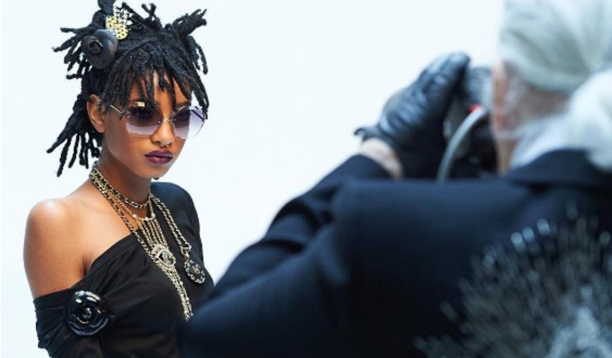 Первые кадры: Уиллоу Смит в рекламной кампании Chanel