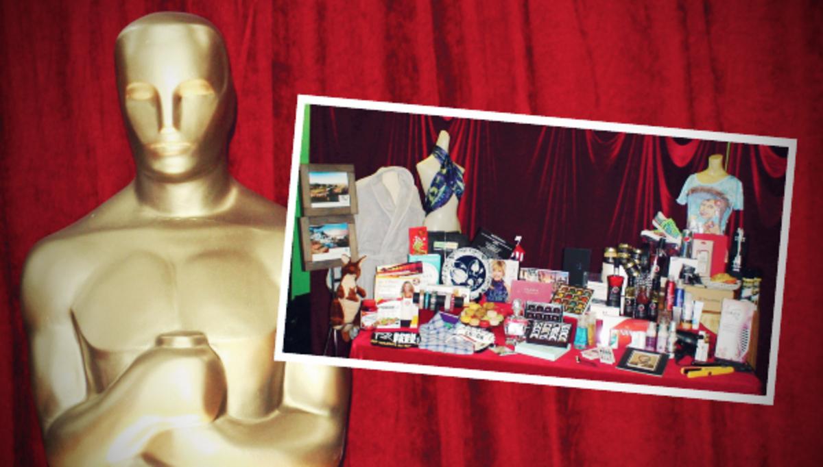 Детские книжки и тренажеры Кегеля: что войдет в подарочные наборы для номинантов на «Оскар» 2017