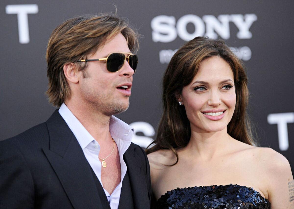Дети Брэда Питта и Анджелины Джоли учат французский