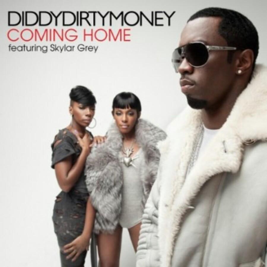Новый клип Diddy и группы Dirty Money - Coming Home