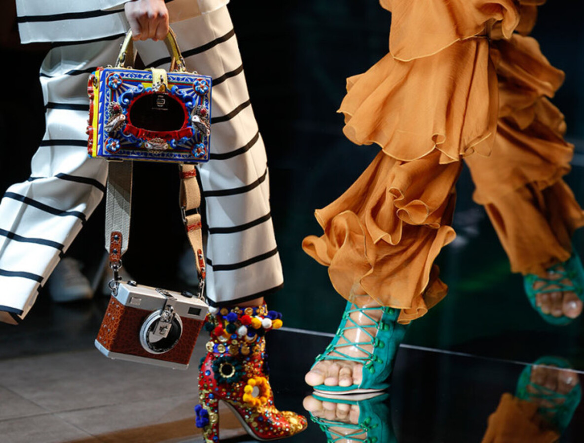 Фото обзор: какая обувь будет модной летом 2016