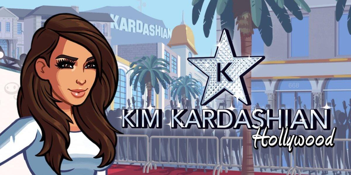 Мобильная игра Ким Кардашьян заработала 160 миллионов долларов