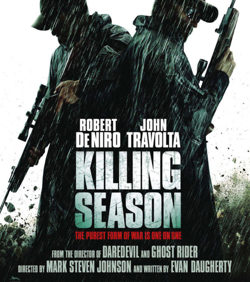 Роберт Де Ниро и Джон Траволта откроют «Сезон убийств»