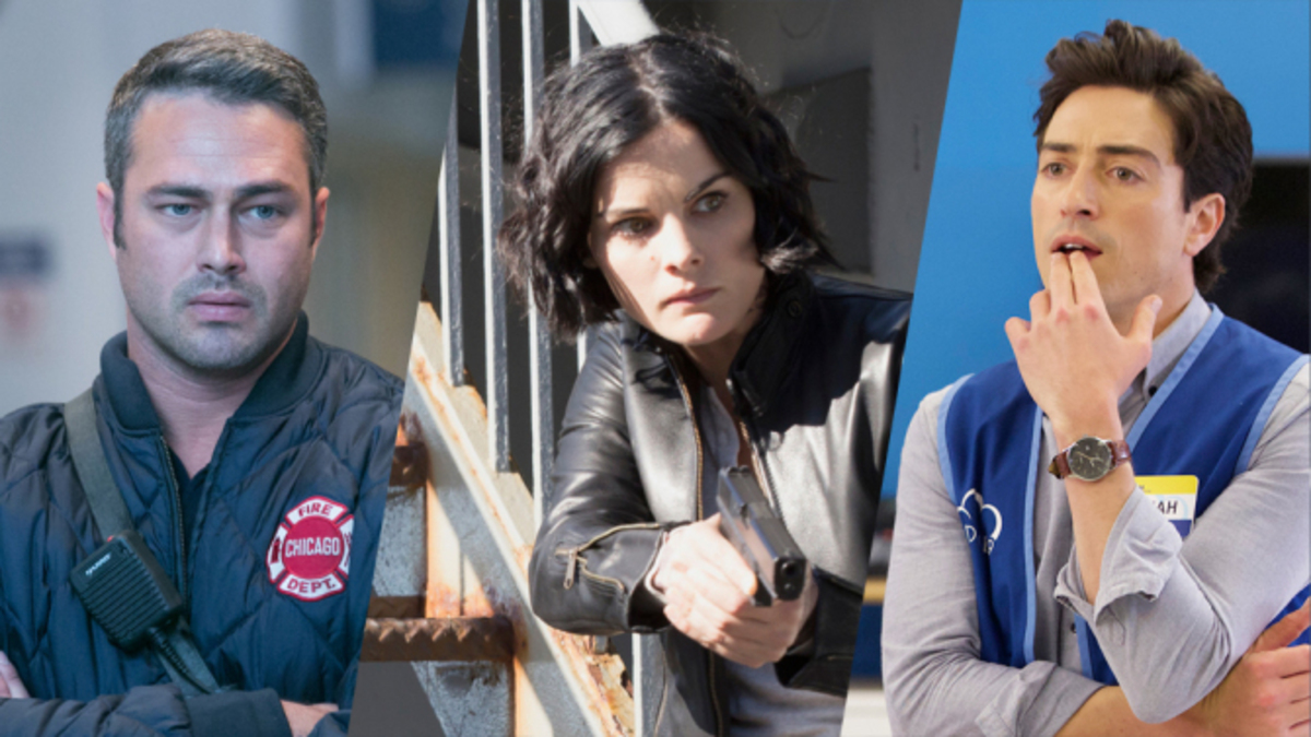 NBC объявил даты премьеры новых сезонов Слепой зоны, Чикаго в огне и других сериалов