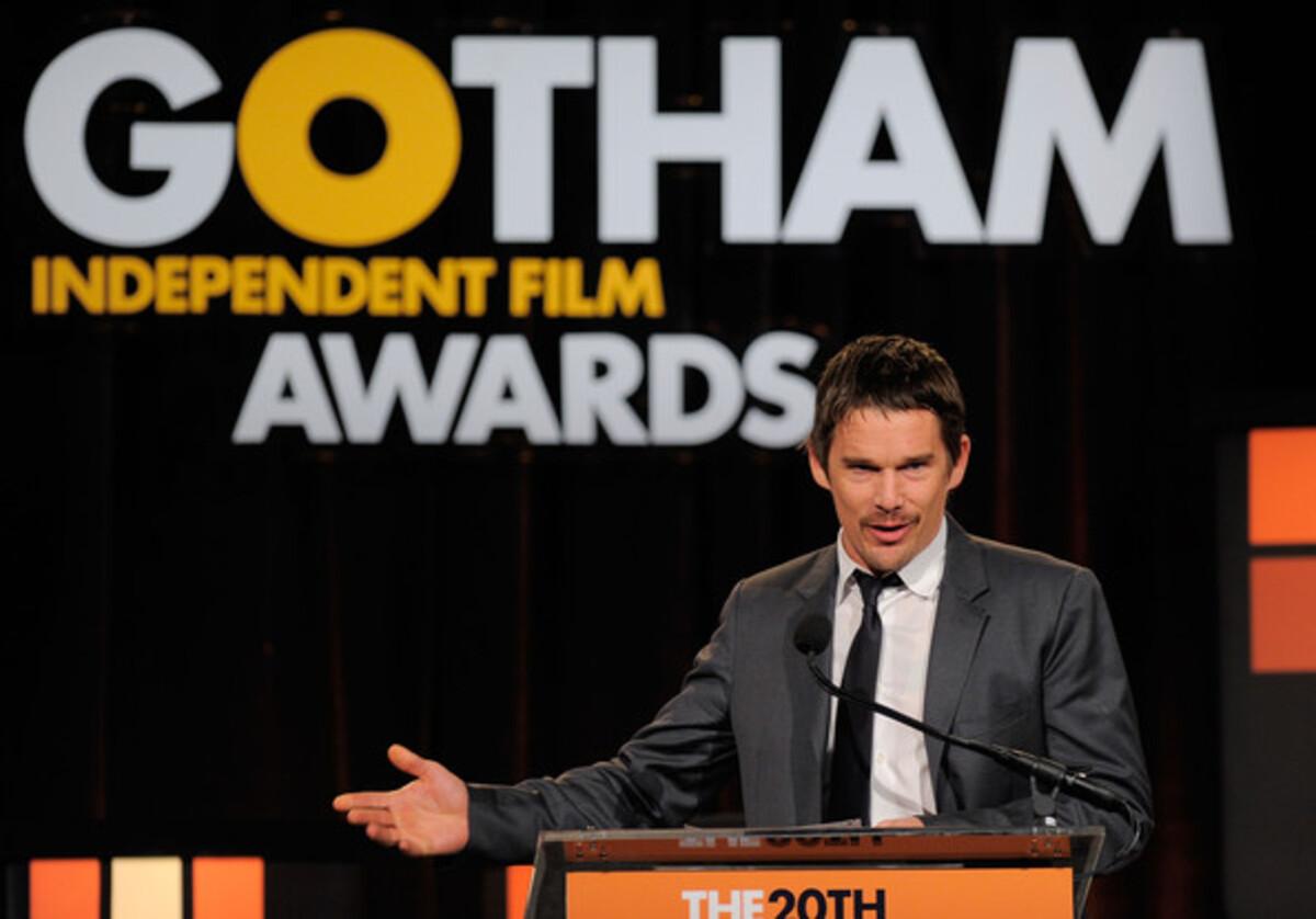 Звезды на церемонии Gotham Independent Film