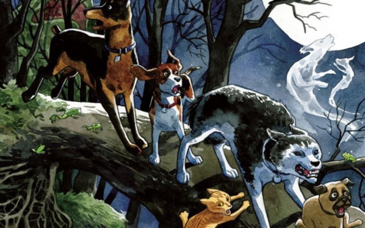 Автор ленты «Джек — убийца великанов» адаптирует комикс «Beasts of Burden»