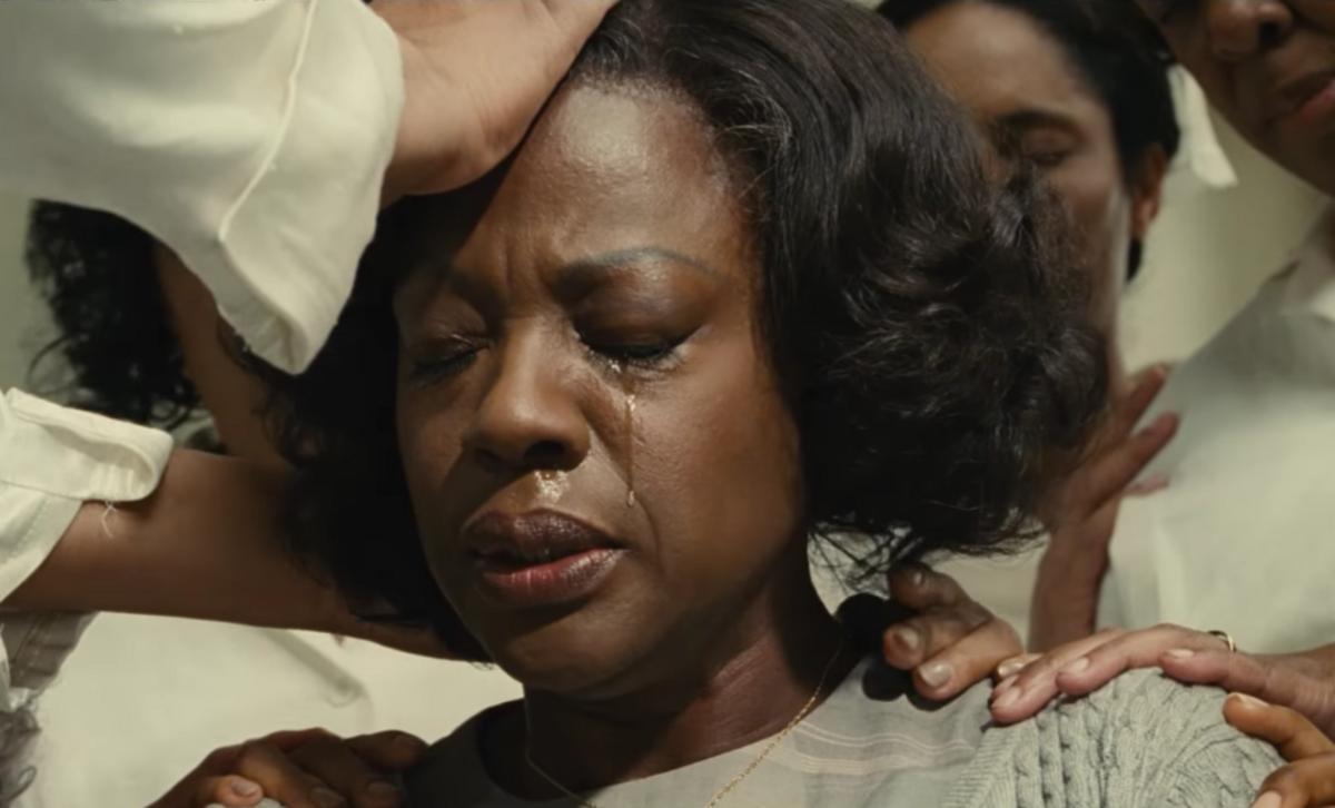 Виола Дэвис получила «Оскар» 2017 как лучшая актриса второго плана