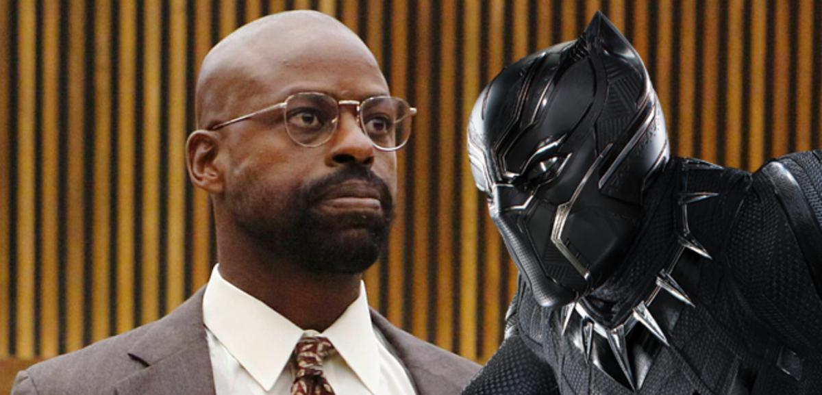 Стерлинг К. Браун присоединился к касту «Черной пантеры» Marvel