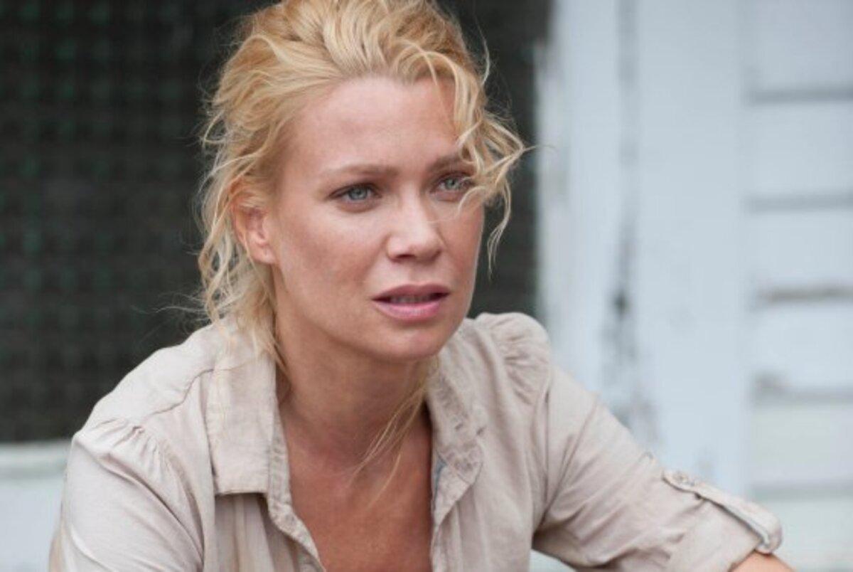 Лори Холден должна была сниматься в восьми сезонах «Ходячих мертвецов»