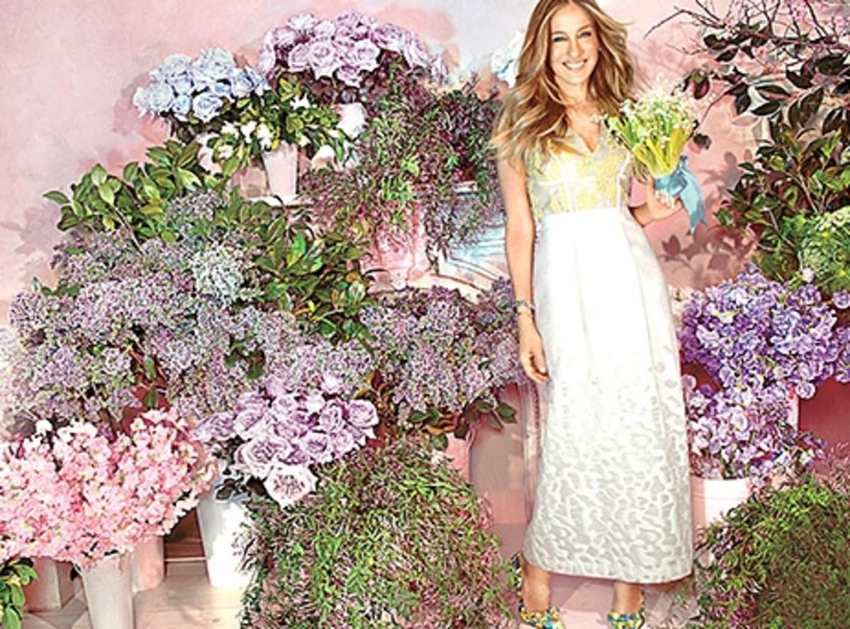 Сара Джессика Паркер создает свадебную коллекцию обуви