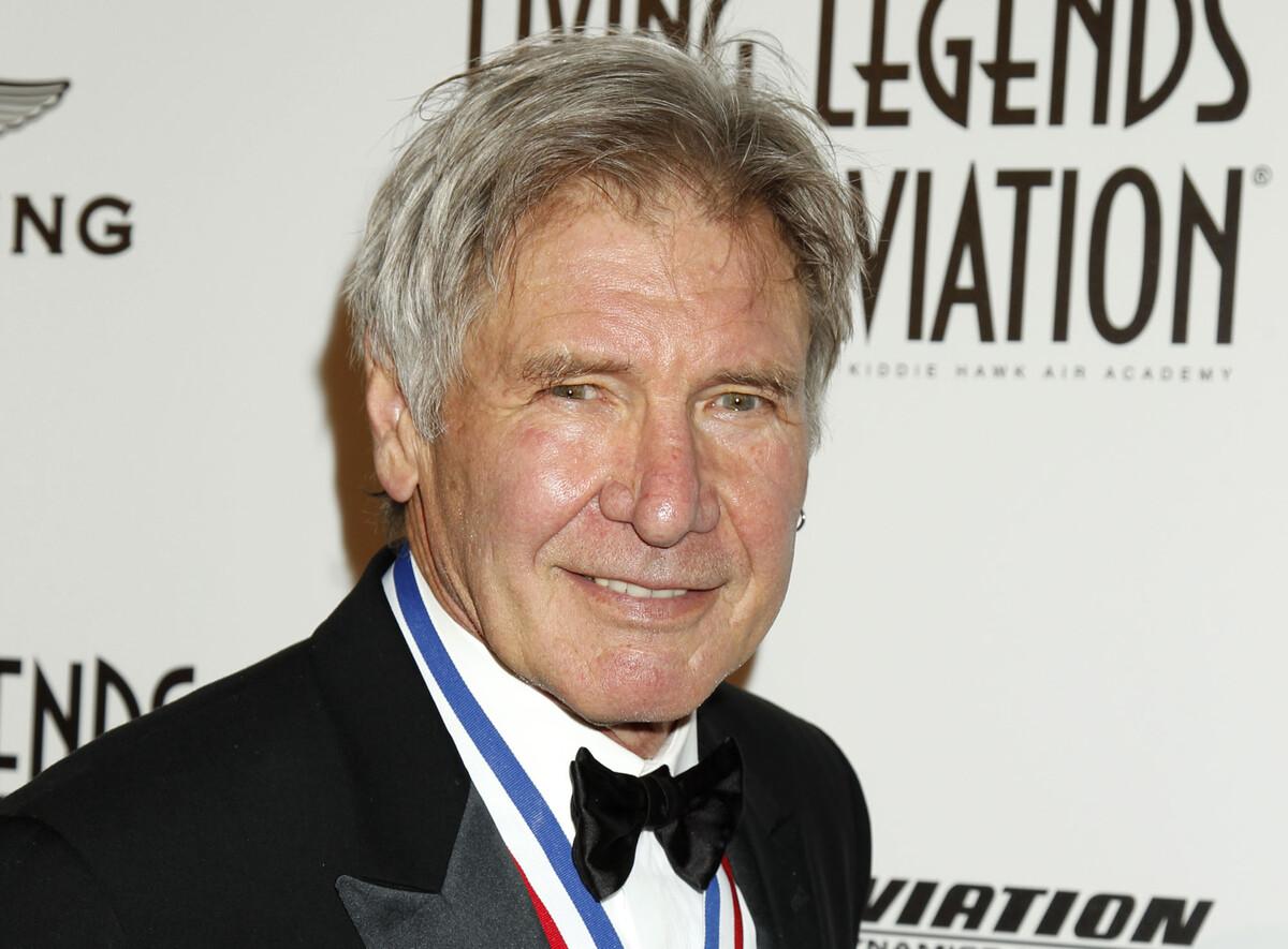 Попавший в авиакатастрофу актер Харрисон Форд выписан из больницы