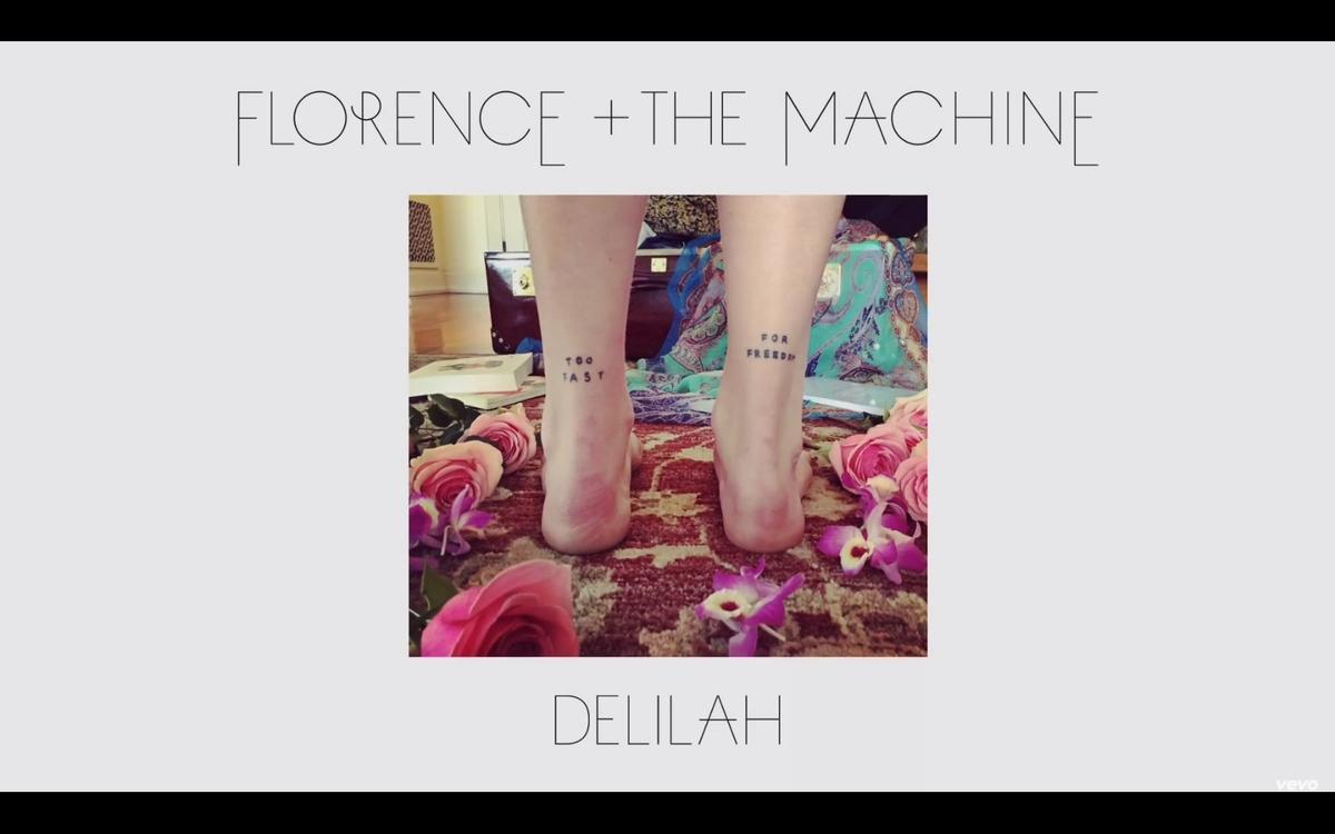 Новая песня Florence + the Machine - Delilah