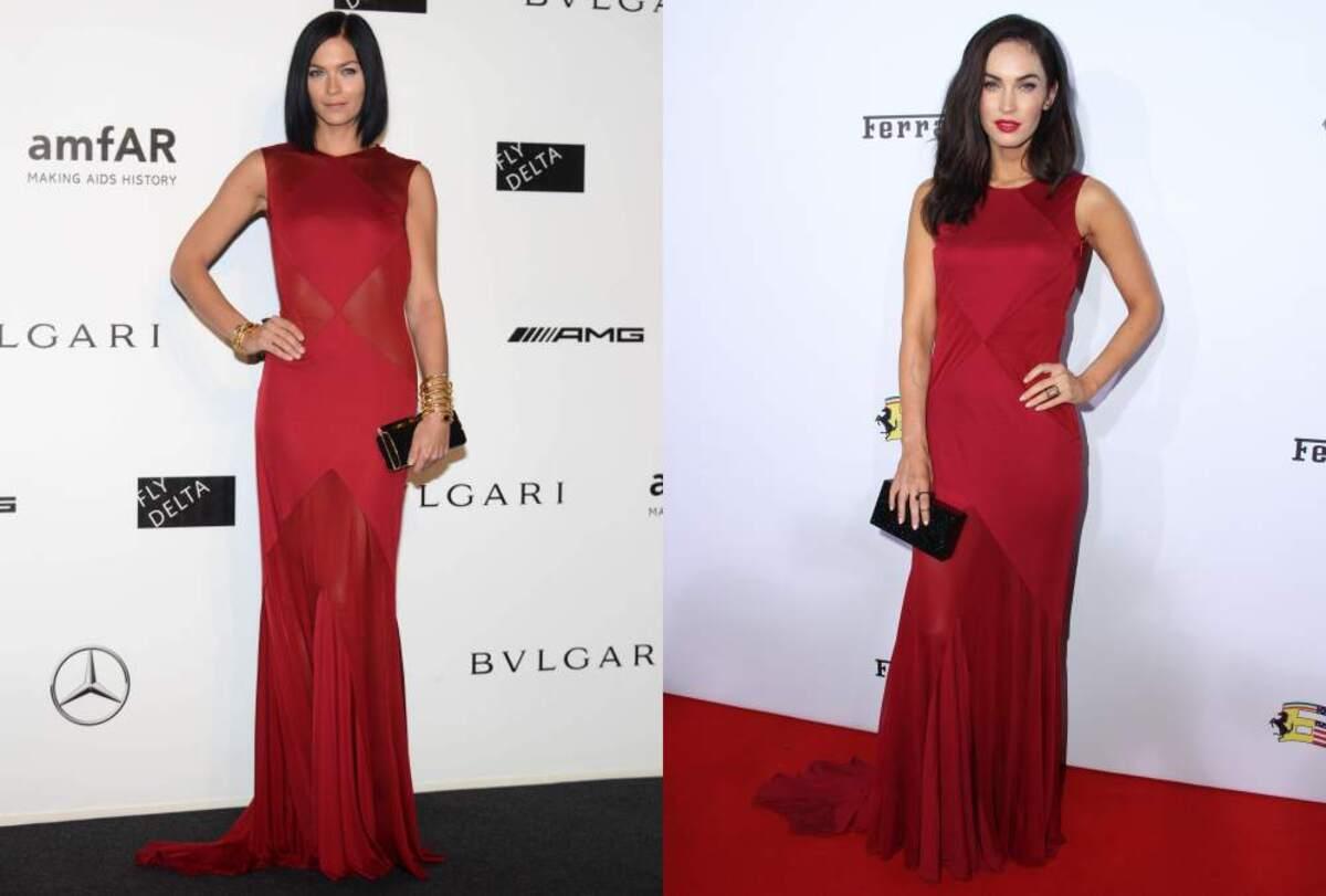 Fashion battle: Лей Лезарк и Меган Фокс