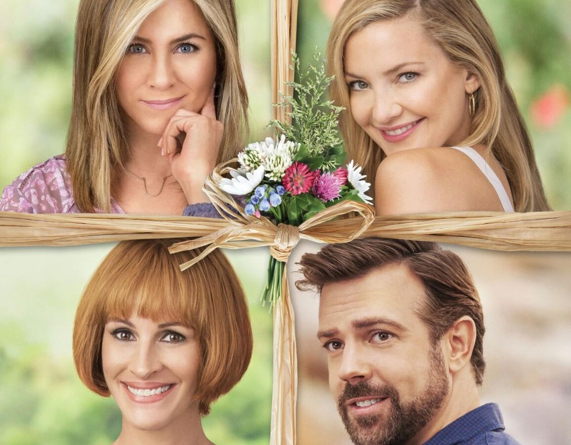 Критики разгромили новый фильм Дженнифер Энистон и Джулии Робертс «Несносные леди»