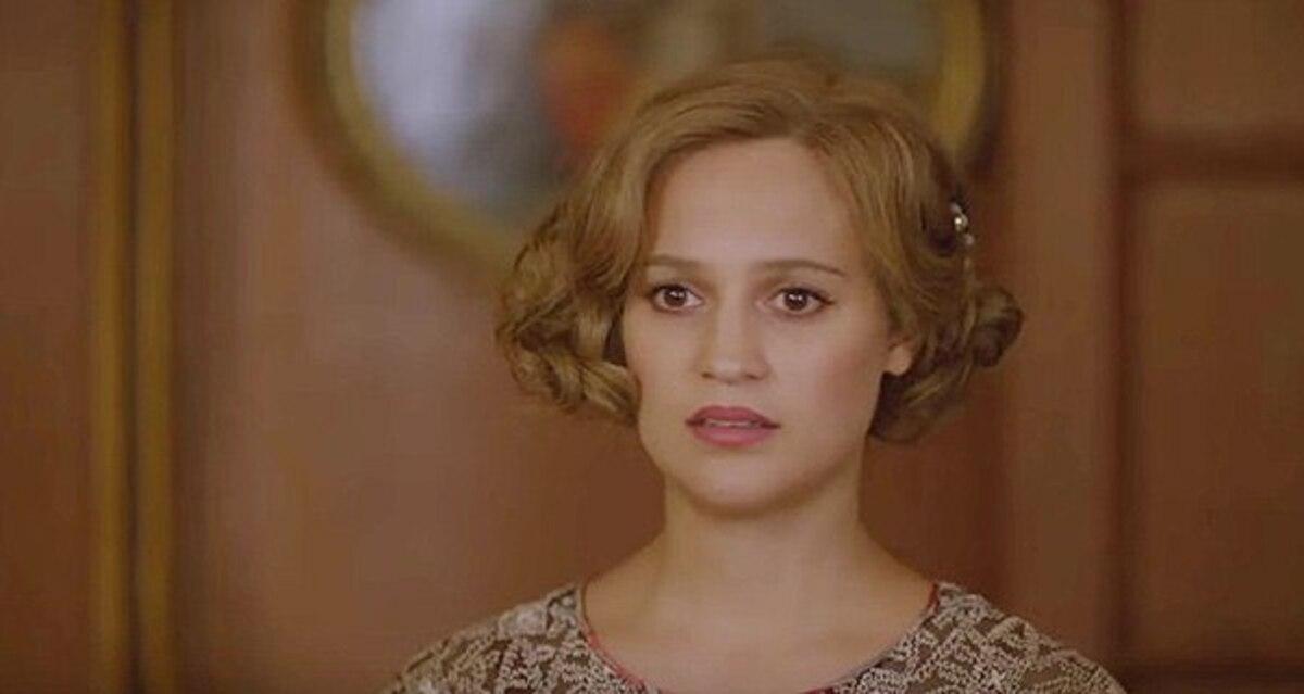 """Алисия Викандер получила """"Оскар"""" за лучшую женскую роль второго плана"""