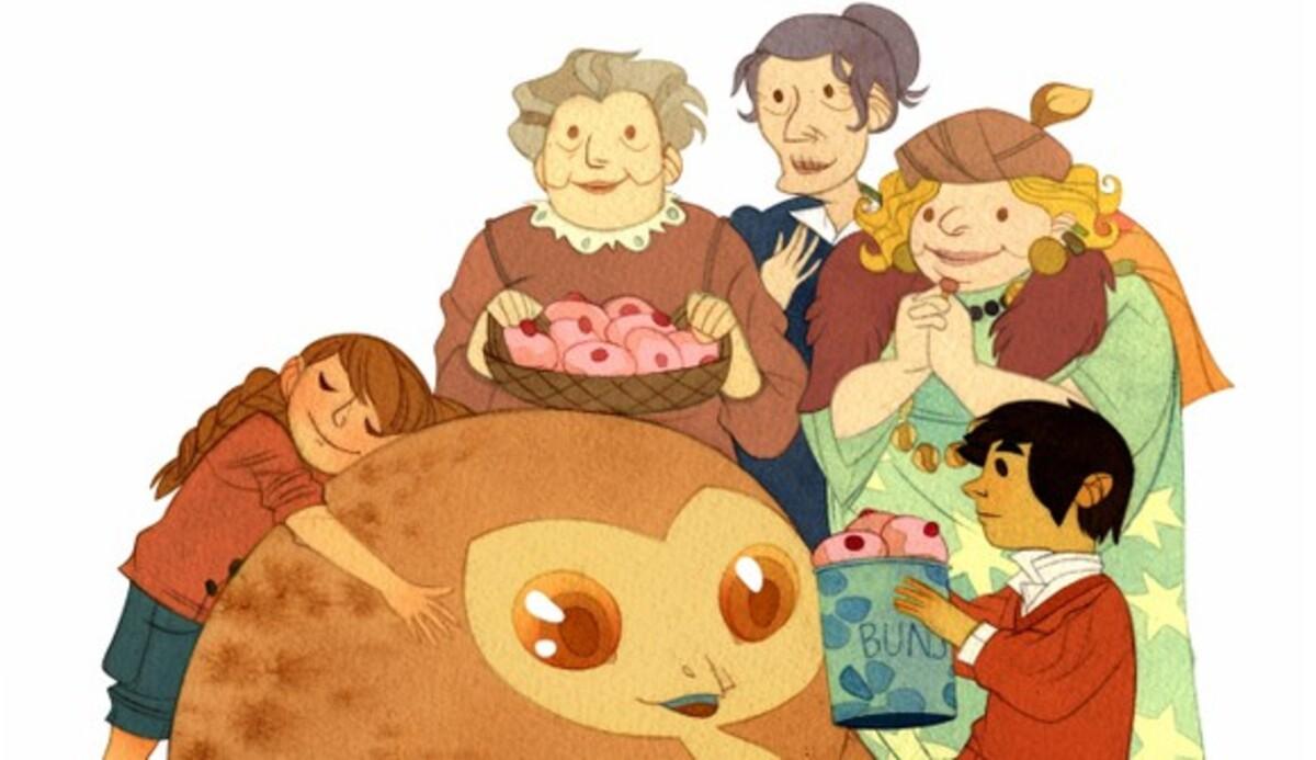Детский роман «Остров тетушек» экранизируют