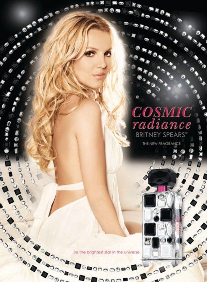 "Новый аромат от Бритни Спирс - ""Cosmic Radiance"""