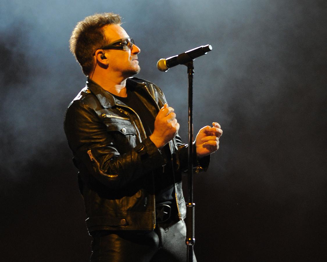 Боно из U2 попал в больницу из-за боли в груди