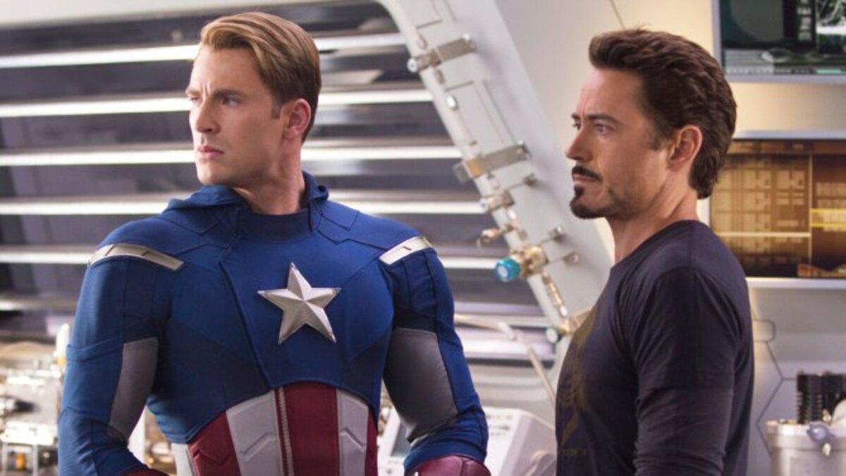 Железный человек станет врагом Капитана Америки