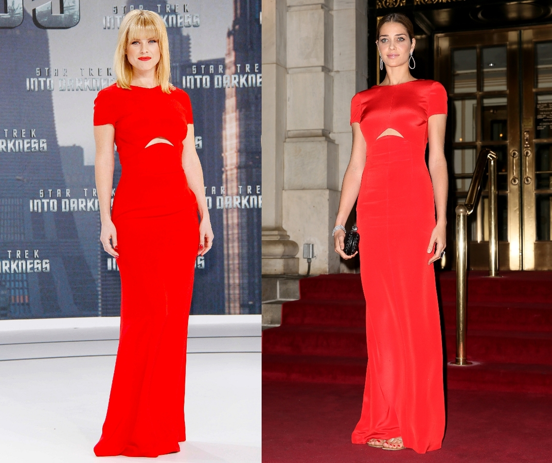 Fashion Battle: Элис Ив и Ана Беатрис Баррос