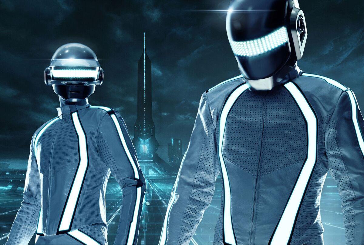 """Клип Daft Punk  - Derezzed к фильму """"Трон: наследие"""""""