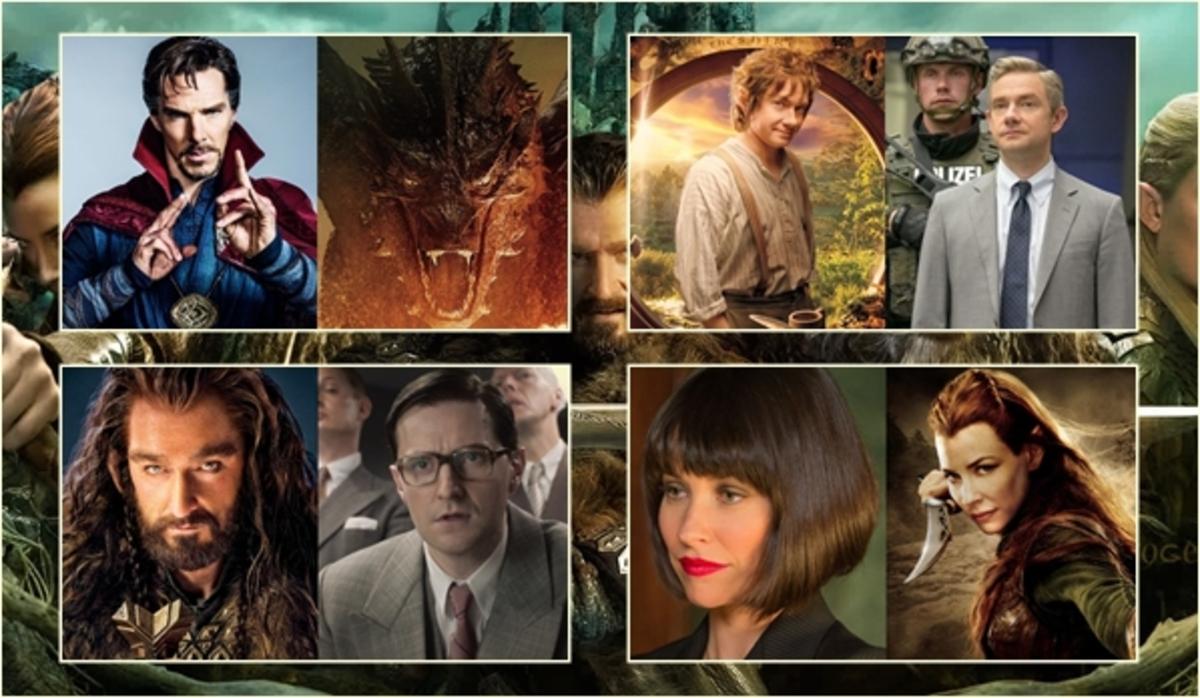 Братство Мстителей: 10 актеров из «Властелина колец» в киновселенной Marvel