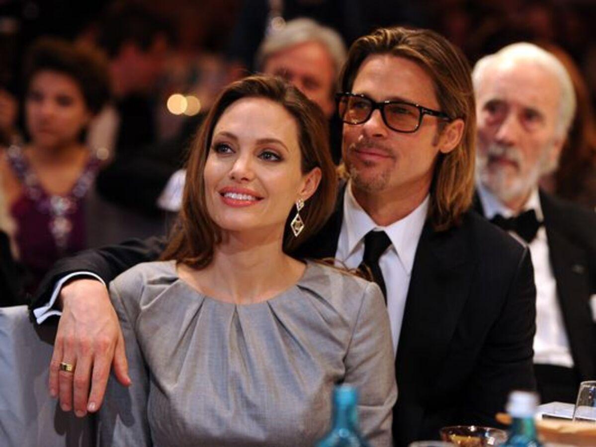 Брэд Питт и Анджелина Джоли отметили вторую годовщину свадьбы