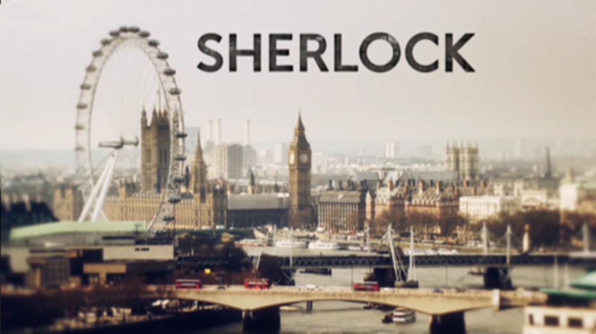 Знакомьтесь: Шерлок Холмс. Трейлер сериала.