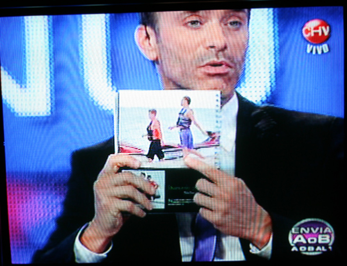 Чилийский папарацци утверждает, что у него есть фото, где Леоднардо ДиКаприо целуется с мужчиной