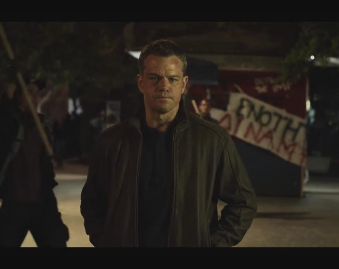 Мэтт Дэймон в дебютном трейлере фильма «Джейсон Борн»