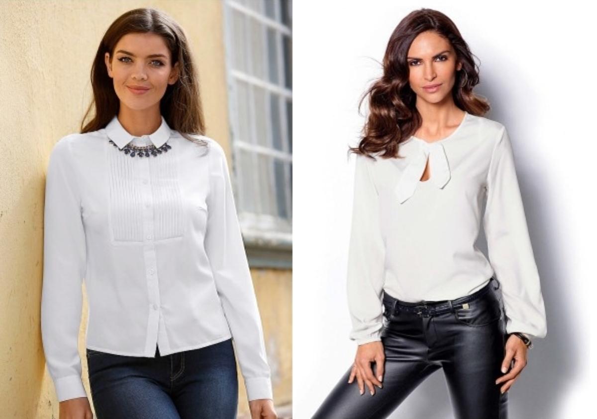 Женские блузки: виды и стилевое разнообразие