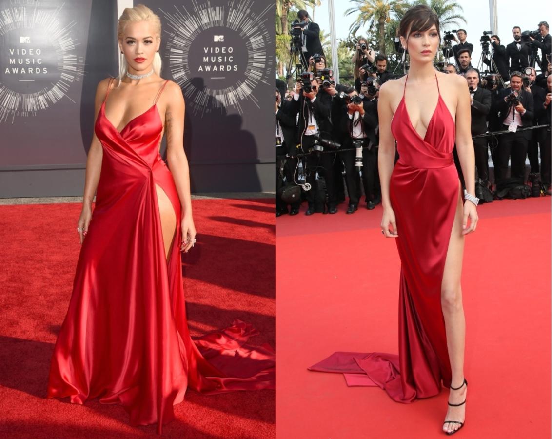 Fashion battle: Рита Ора и Белла Хадид