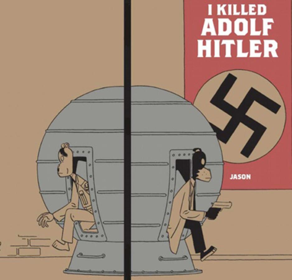 """Комикс """"Я убил Адольфа Гитлера"""" попадет на широкие экраны"""
