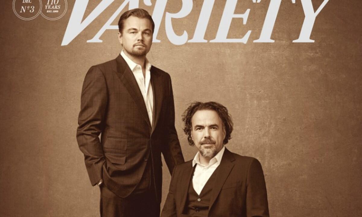 Фото: Леонардо ДиКаприо на обложке Variety
