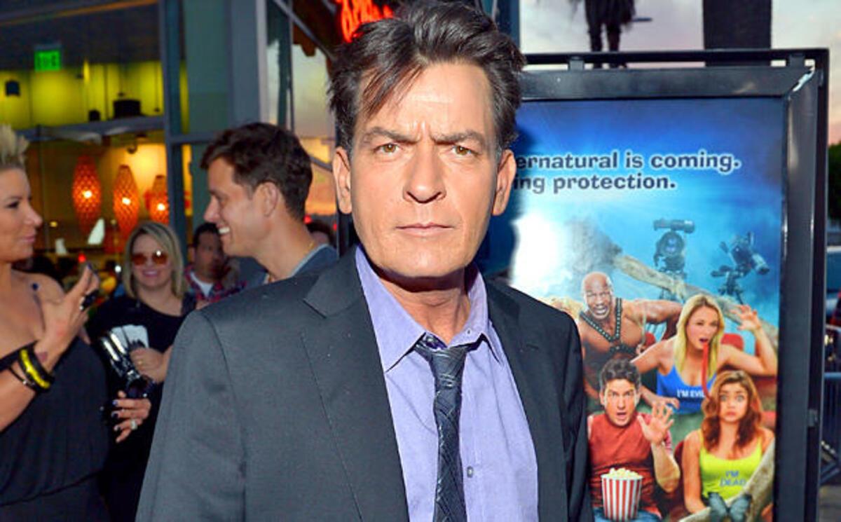 Чарли Шин в эфире NBC признается, что болен СПИДом