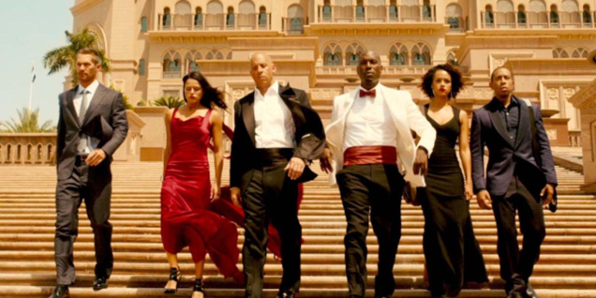 «Форсаж 7» вошел в топ-3 самых кассовых фильмов всех времен