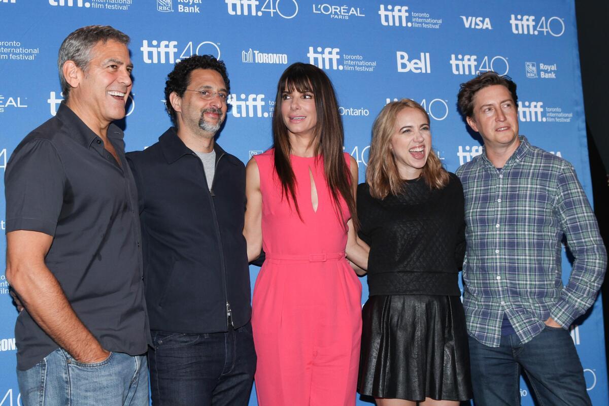 Премьера фильма «Наш бренд — кризис» в Торонто