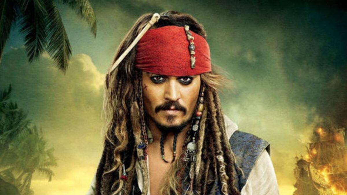 Съемки «Пиратов Карибского моря 5» откладываются из-за травмы Джонни Деппа
