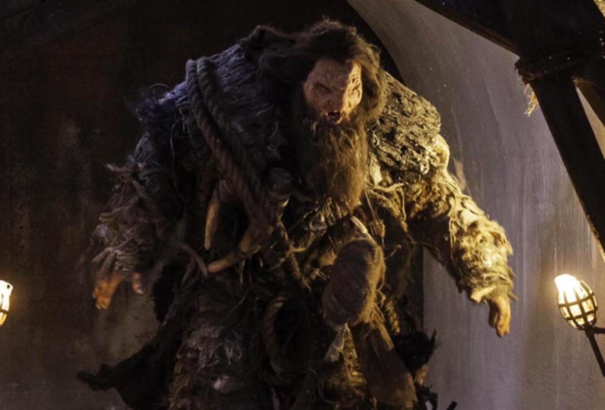 В Британии скончался великан из «Игры престолов» Нил Финглтон