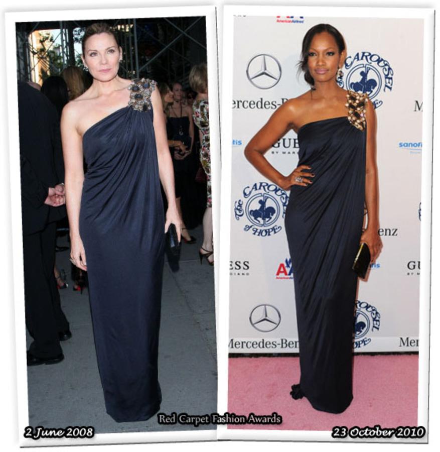 Fashion Battle: Ким Кэттролл и Гарсель Бюва