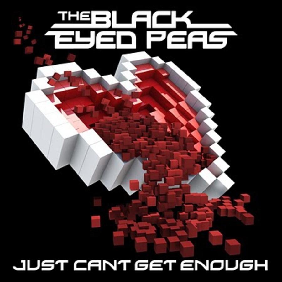 Новый клип Black Eyed Peas - Just Can't Get Enough