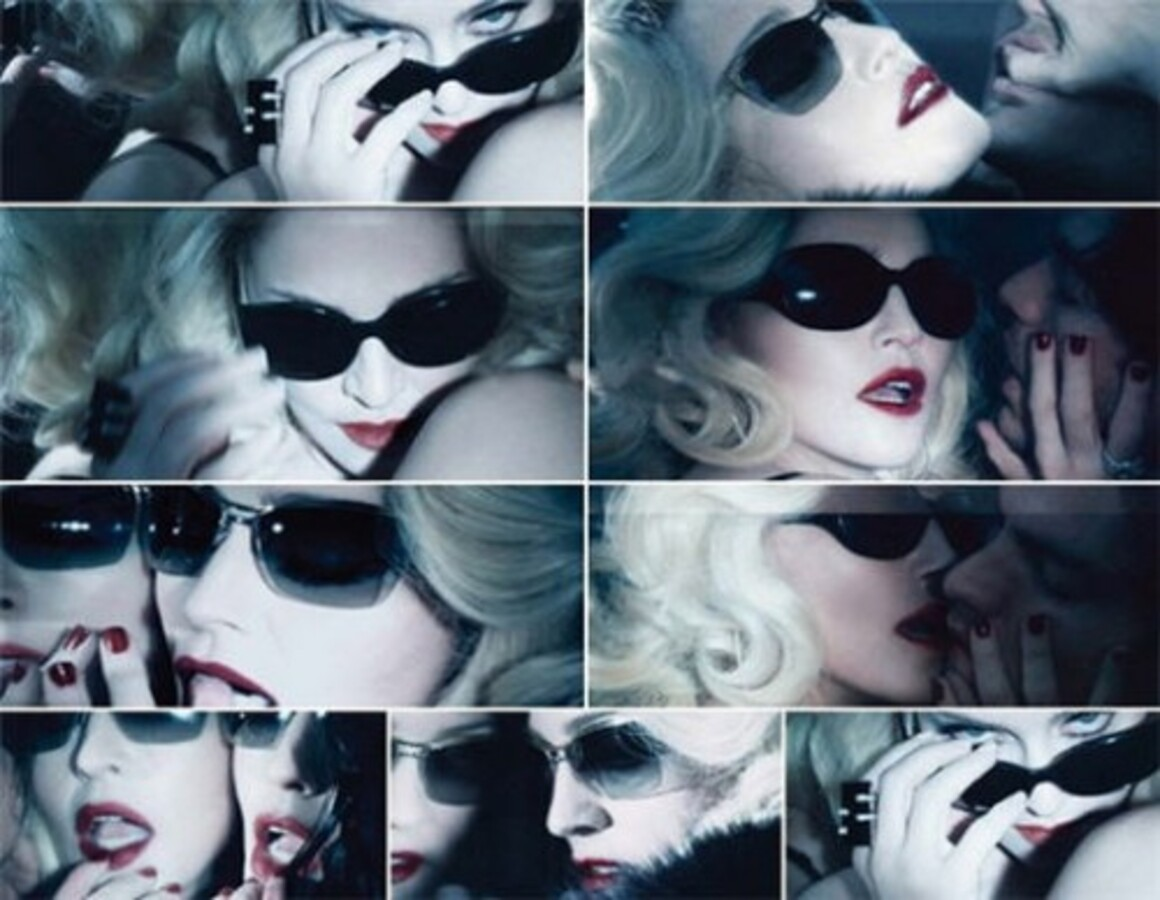Видео: Мадонна в рекламе солнечных очков MDG от Dolce & Gabbana