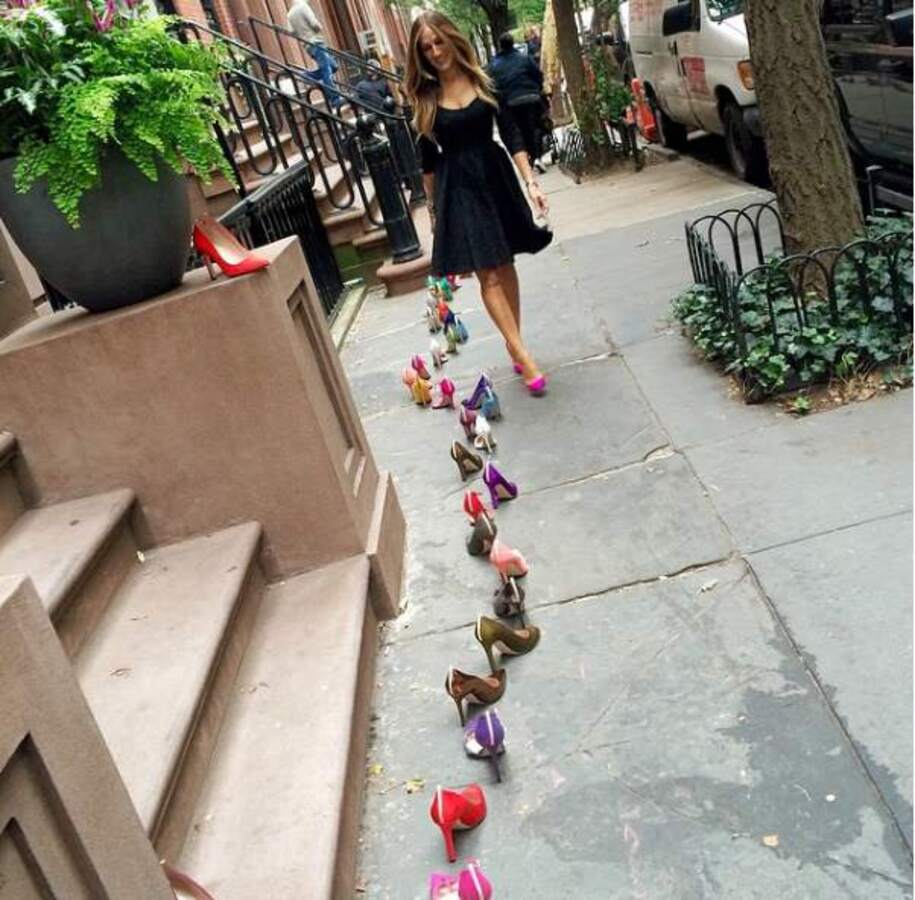 Сара Джессика Паркер разозлила жителей Манхэттена своей новой фотосессией