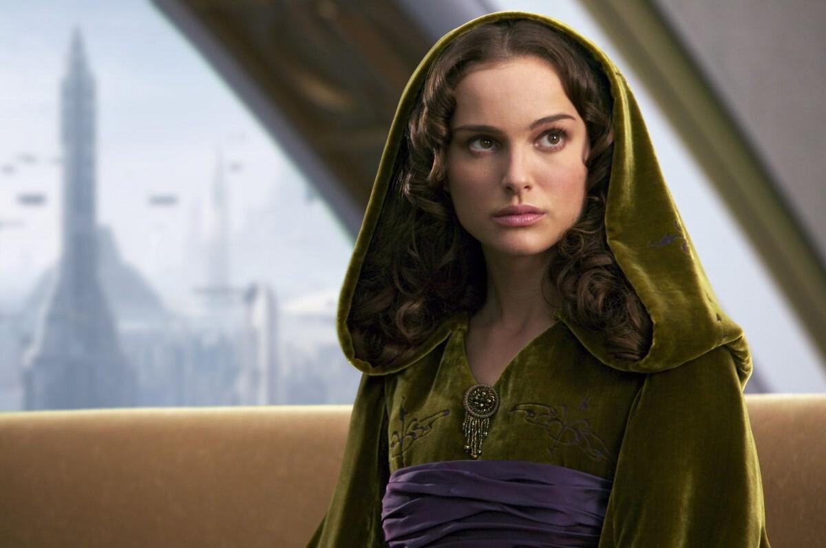 Натали Портман не против возвращения в «Звездные войны»