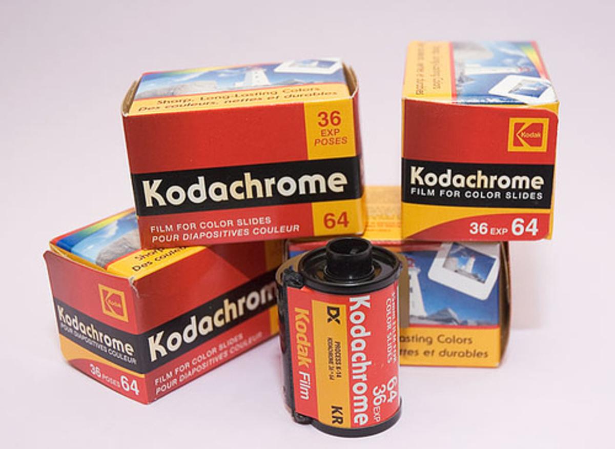 DreamWorks снимет фильм о последних днях пленки Kodachrome