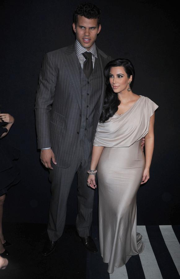 Вечеринка A Night of Style & Glamour по случаю свадьбы Ким Кардашиан и Криса Хамфриса