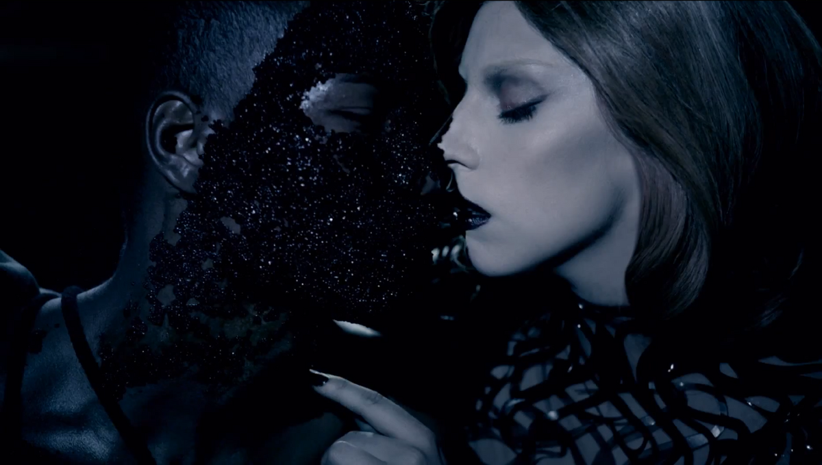 Lady GaGa в рекламе своего аромата Fame