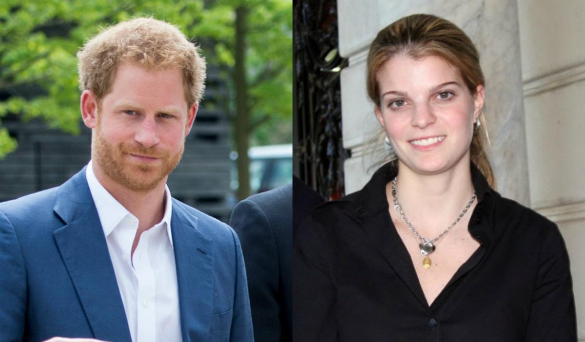 Принц Гарри закрутил роман с самой богатой девушкой в мире?