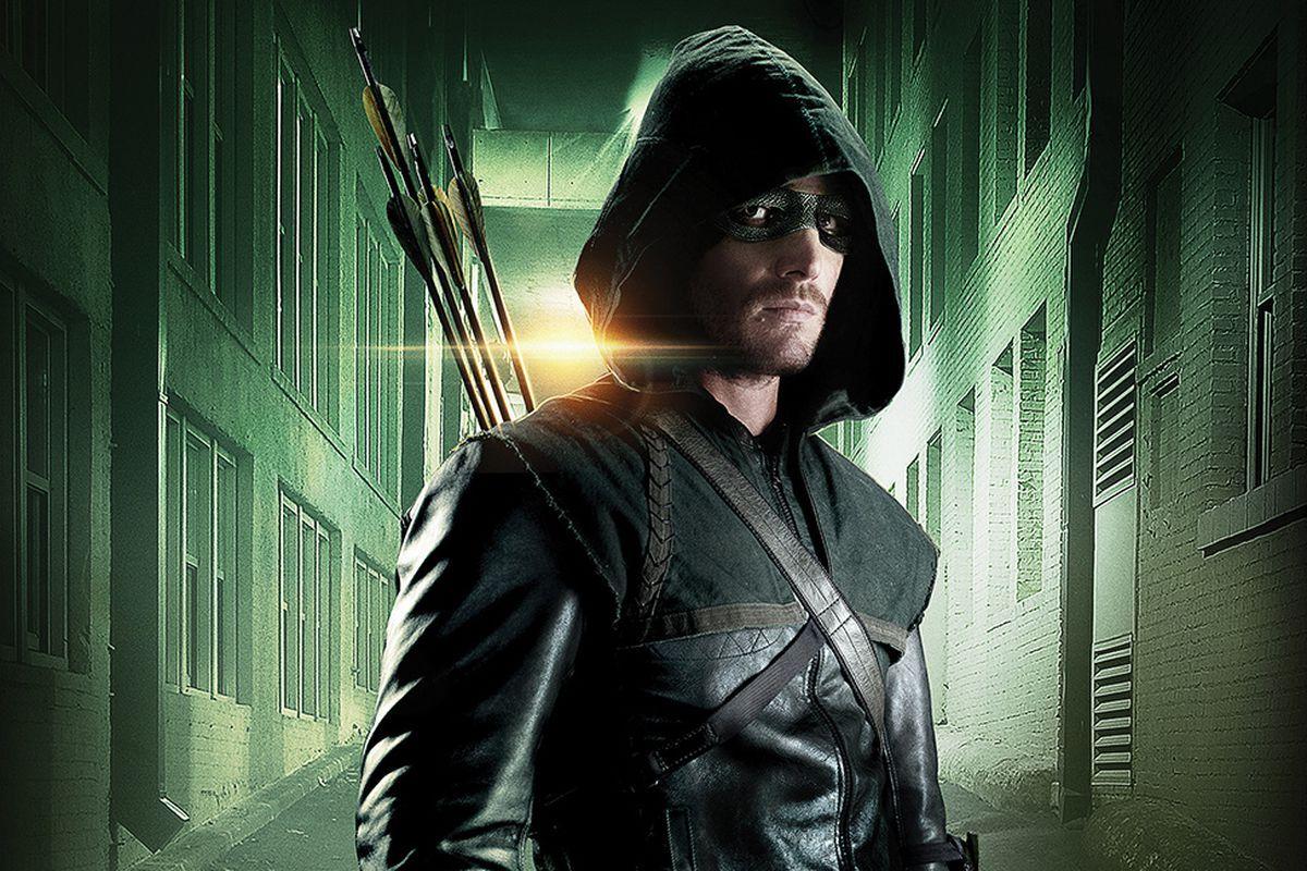 Следующий 8 сезон «Стрелы» станет последним